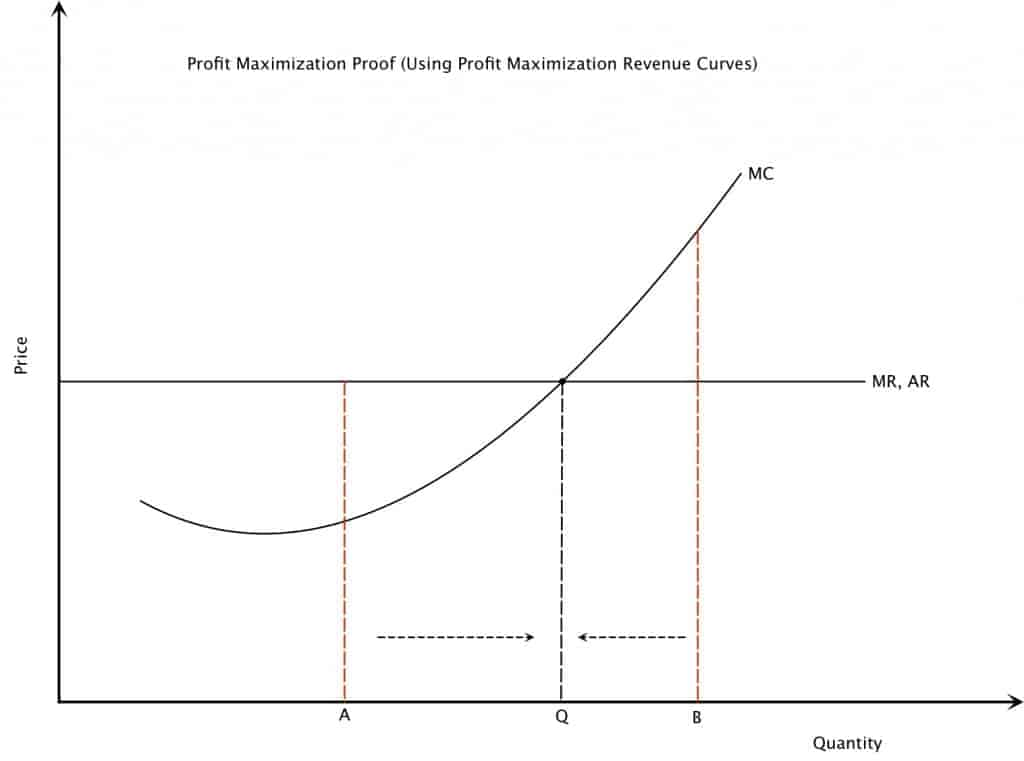 Profit Maximization Rule