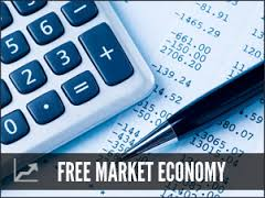 advantages to a free market