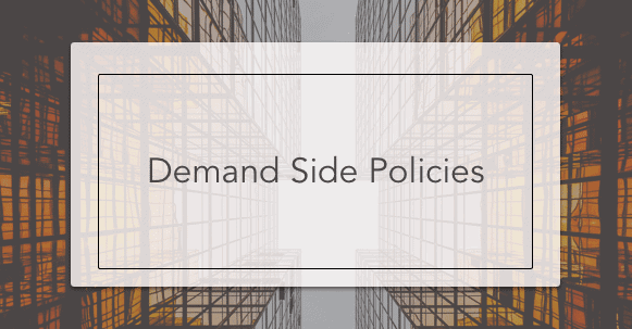 unemployment and supply side policy in the uk Supply-side structures, policies and shocks the charts in chapter 1 show that unemployment rates differ widely across countries and that there are persistent trends in unemployment in some of them.