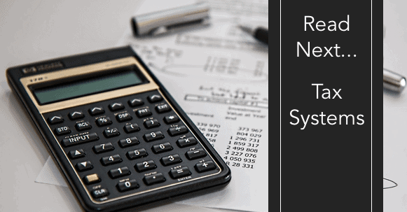 Types of tax systems