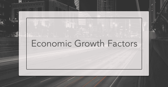 economic growth factors