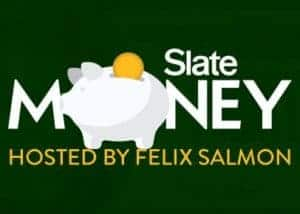 Slate Money Podcast Logo