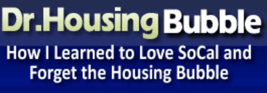 Dr. Housing Bubble