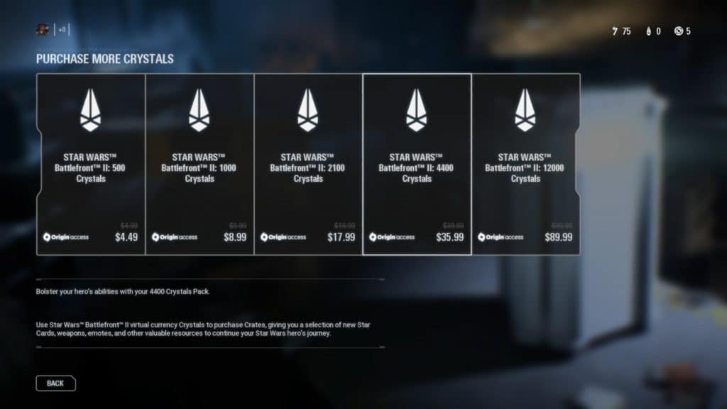 star wars battlefront 2 microtransactions