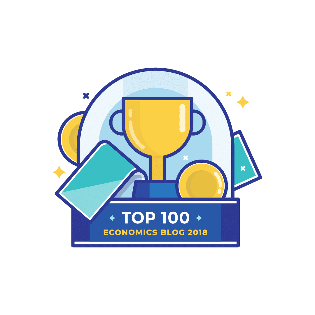Intelligent Economist's 2018 Top 100 Econ Blogs