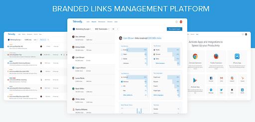 rebrandly link management platform