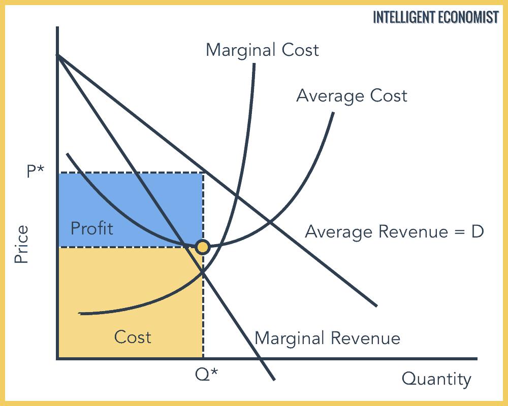 Profit Maximizing Monopolist