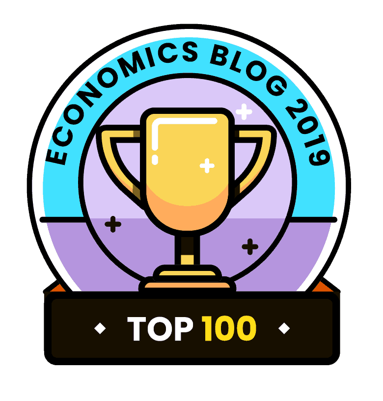 Intelligent Economist's 2019 Top 100 Econ Blogs